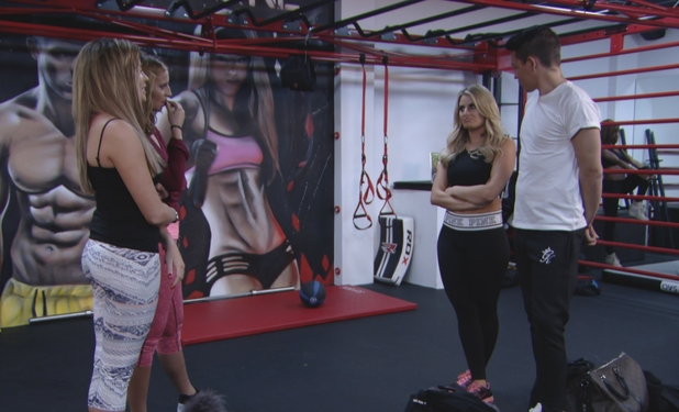TOWIE: Danni reveals Vas animosity to the girls. Episode airs: Wednesday 4th November