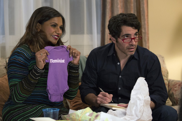 The Mindy Project, Mindy and Danny, Thu 5 Nov