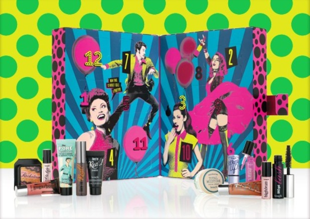 Benefit Advent Calendar, 2015
