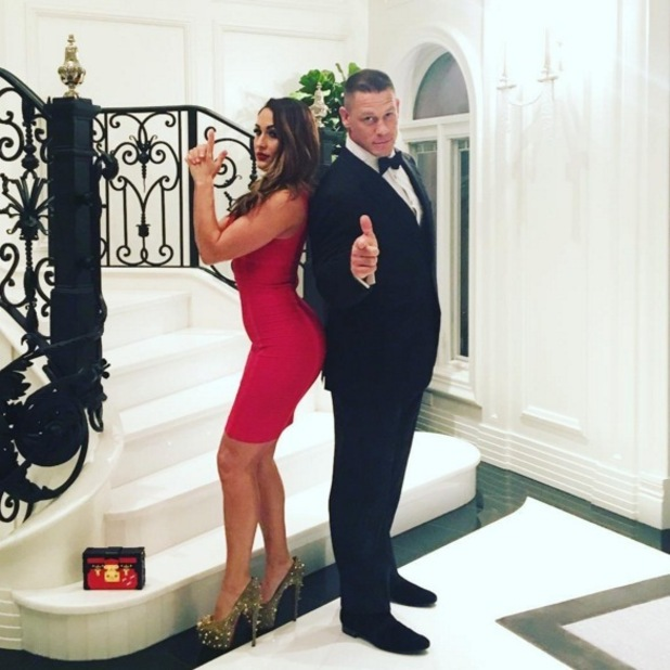 Total Divas' Nikki Bella enjoys date night as she misses ...