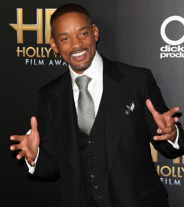 Will Smith at the 19th Annual Hollywood Film Awards - 1 November 2015.