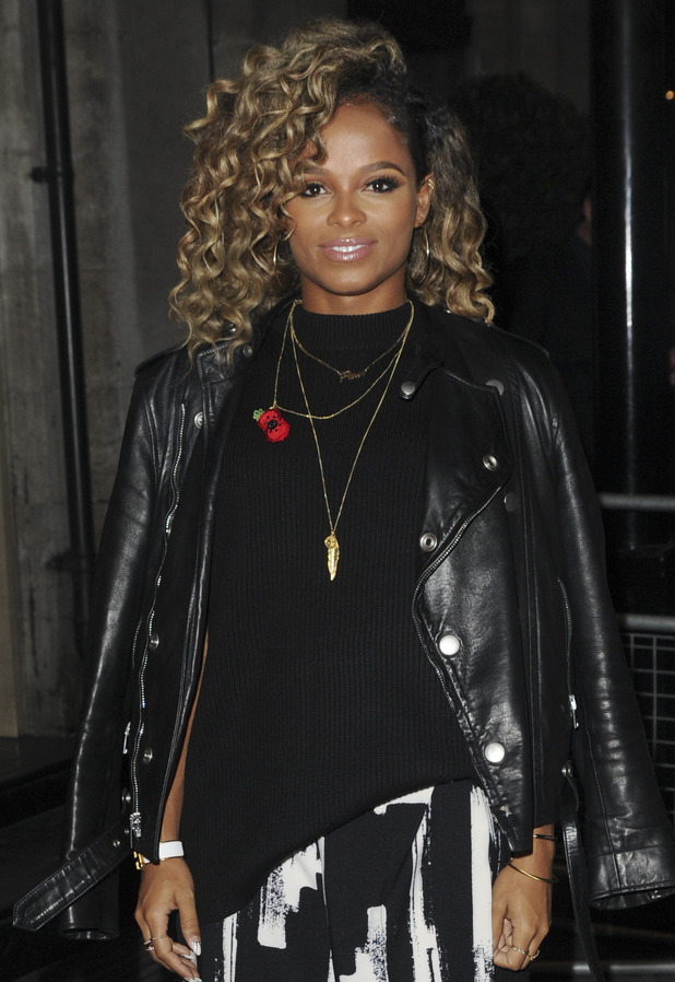 Fleur East at the Music Industry Trusts Awards - 2 November 2015.