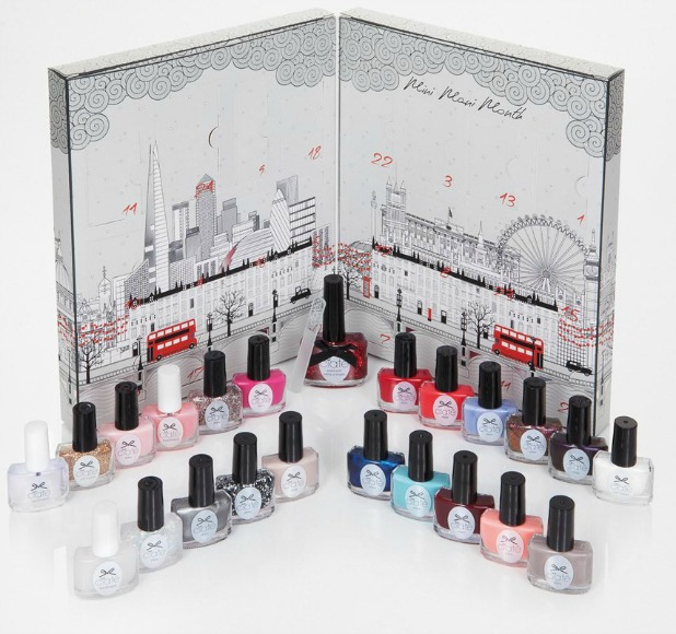 Ciate Mini Mani Nail Polish Advent Calendar