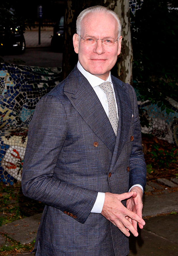 NYRP 13th Annual Spring Picnic held at the General Grant National Memorial - Arrivals. Tim Gunn
