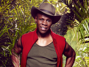 Chris Eubank, I'm A Celebrity Get Me Out Of Here 2015 13 November