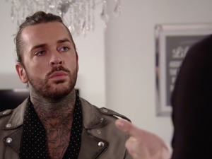 TOWIE series finale: Lewis visits Jess to speak about their kiss as Pete arrives. Airs: Wednesday 11 November 2015.