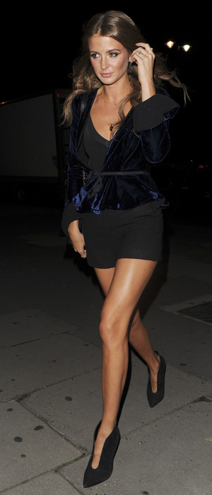Millie Mackintosh at the Tunnel of Love Fundraiser in London, 12th November 2015