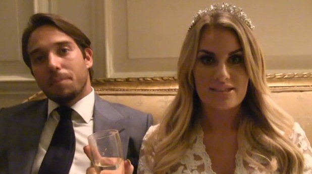 TOWIE's Danielle Armstrong and James 'Lockie' Locke talk about their relationship in latest video. 11 November 2015.