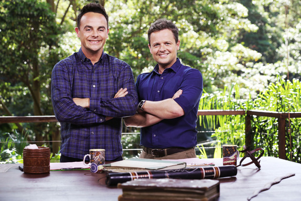 I'm A Celebrity... Get Me Out Of Here!, 2015, Ant & Dec