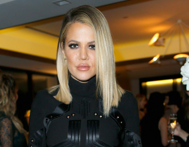 Khloe Kardashian at the Hollywood Reporters Beauty Dinner in Hollywood, 12th November 2015