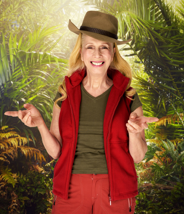 Lady Colin Campbell, I'm A Celebrity Get Me Out Of Here photo call 12 November