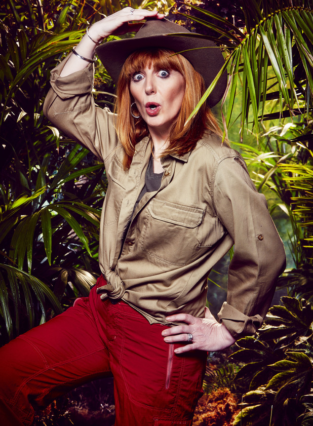Yvette Fielding, I'm A Celebrity Get Me Out Of Here 2015 13 November