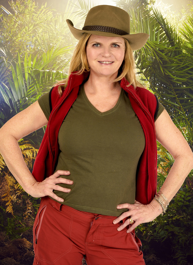 Susannah Constantine, I'm A Celebrity Get Me Out Of Here 2015 13 November