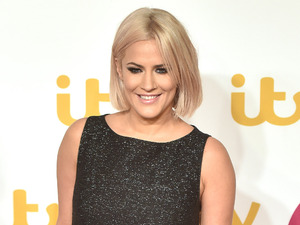 Caroline Flack attends the ITV Gala, London 19 November