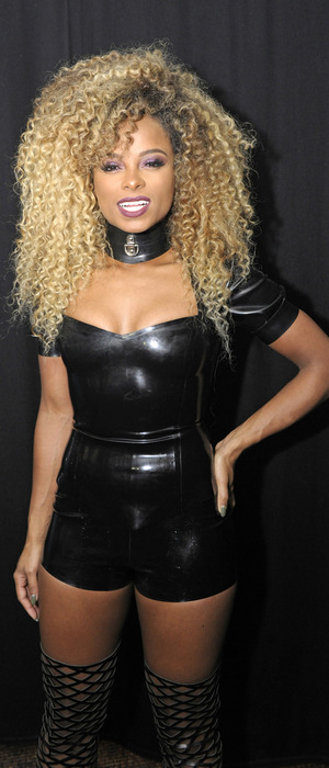 Fleur East performs at G-A-Y in London, 16th November 2015