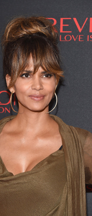 Halle Berry attends the Revlon Love Is On Million Dollar Challenge in New York City, 19th November 2015