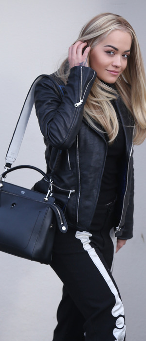 Rita Ora out and about in London, 20th November 2015