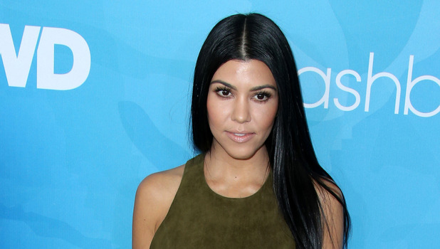 Kourtney Kardashian at the WWD and Variety Inaugural  Stylemakiers Event in Calver City, USA, 20th November 2015