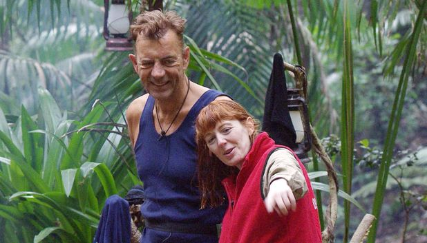 I'm A Celebrity...Get Me Out Of Here!' TV Show, Australia - 17 Nov 2015 Yvette Fielding and Duncan Bannatyne.