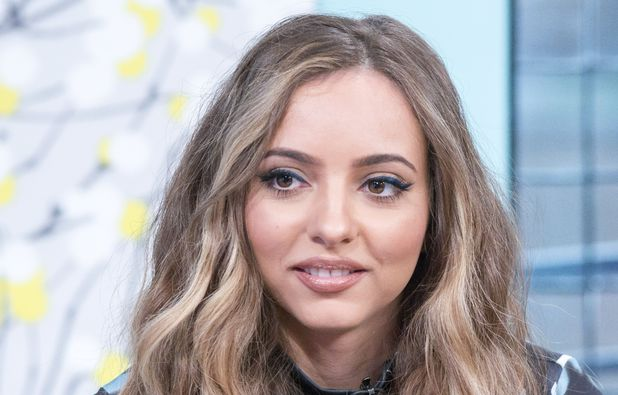 Little Mix's Jade Thirlwall on appears on TV programme Sunday Brunch, 16th November 2015