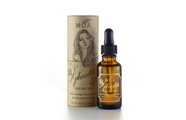 MOA Aphrodite Facial Oil £20, 18th November 2015