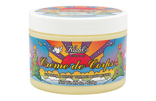 Kiehl's Limited Edition Peter Max Creme de Corps £36, 18th November 2015