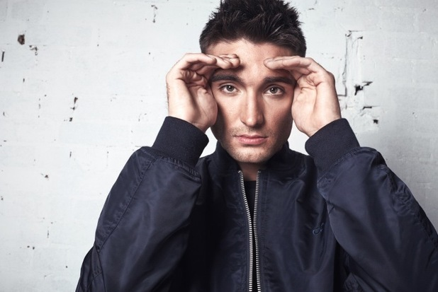 Tom Parker, formerly of The Wanted, releases solo material, 18th November 2015