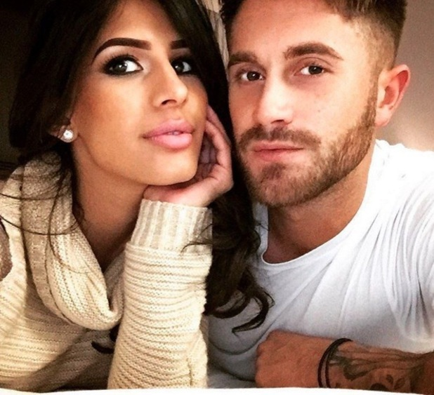 Jasmin Walia and Ross Worswick selfie, Instagram