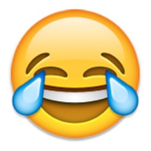 Face with tears of joy emoji has become the word of the year