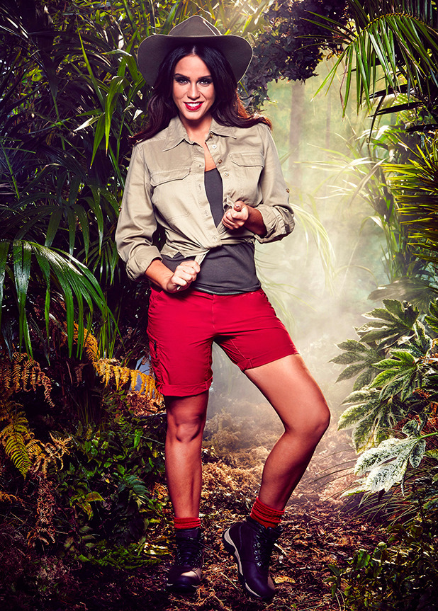 I'm A Celebrity... Get Me Out Of Here 2015: official line-up