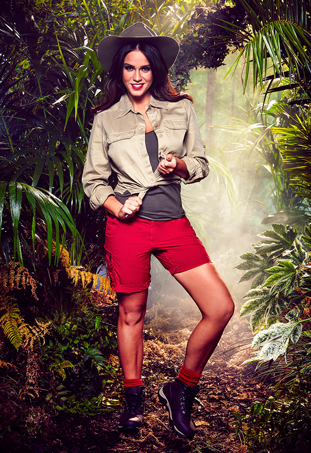 I'm A Celebrity 2015 late camp arrival: Vicky Pattison