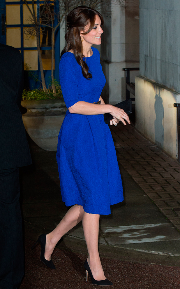 Catherine, Duchess of Cambridge attends the Fostering Network's Fostering Excellence Awards at BMA House in London on November 17, 2015
