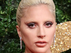 Lady Gaga sparkles at British Fashion Awards with sexy bejewelled eyes