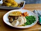 Nadia Sawalha's healthy roast chicken recipe