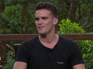 I'm A Celebrity: Gaz Beadle says Vicky's playing a very safe game