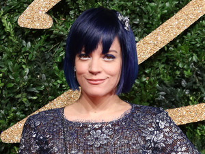 Lily Allen, British Fashion Awards, 23 November 2015