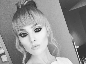 Little Mix's Perrie Edwards shows off new hair in Japan - we LOVE!