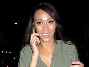 Love Island's Rachel Christie steps out in slinky frock amid CBB rumours