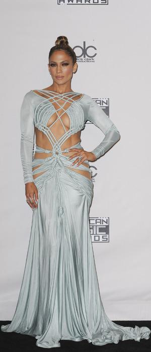 Jennifer Lopez at the American Music Awards 2015, 23rd November 2015