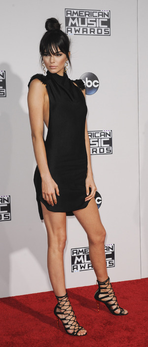 KUWTK star Kendall Jenner at the 2015 American Music Awards 2015, 23rd November 2015