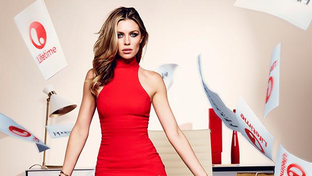 Britain's Next Top Model judge: Abbey Clancy