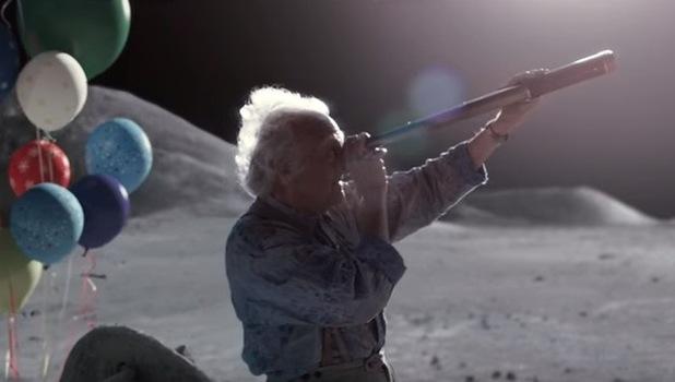 John Lewis Christmas advert 2014: Man on the Moon 6 November