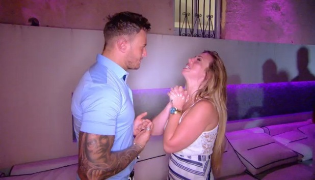 Holly Hagan and Kyle Christie's constant rowing causes a divide in Geordie Shore, Series 11, Episode 6 preview, 23rd November 2015