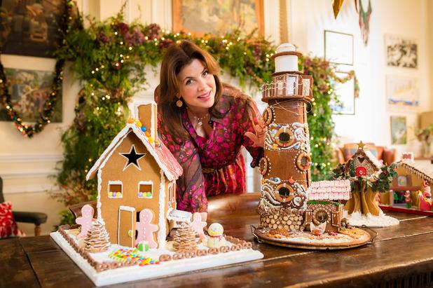 Kirstie's Homemade Christmas, Kirstie Allsopp, Tue 1 Dec