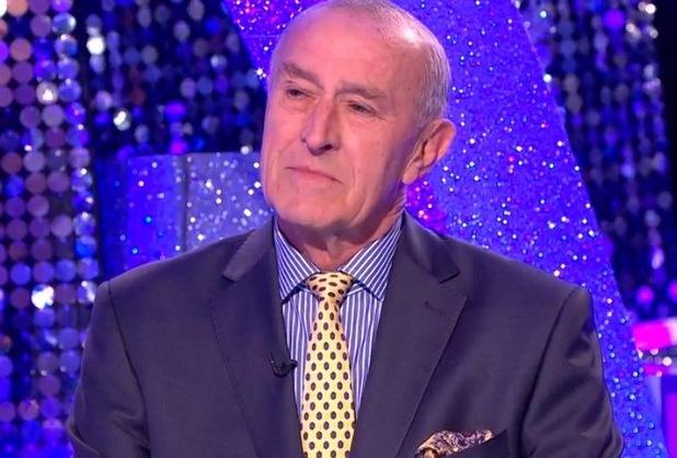 Len Goodman appears on It Takes Two, BBC 25 November