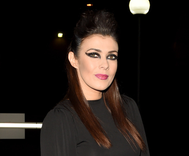 Kym Marsh attends the Milner Charity Ball in Manchester, 22nd November 2015