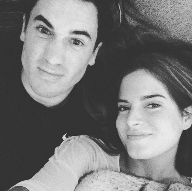 Binky Felstead and Josh JP Patterson announce they are now a couple 23 November