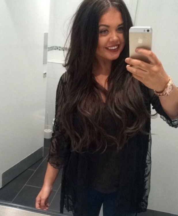 Scarlett Moffat selfie, Instagram 19 November