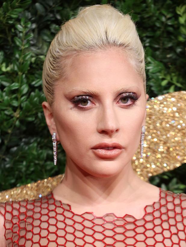 Lady Gaga, The British Fashion Awards 2015 - Arrivals, 23 November 2015