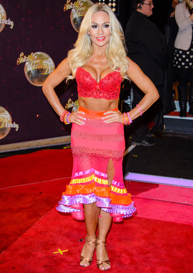 Kristina Rihanoff, Strictly Come Dancing launch 1 September